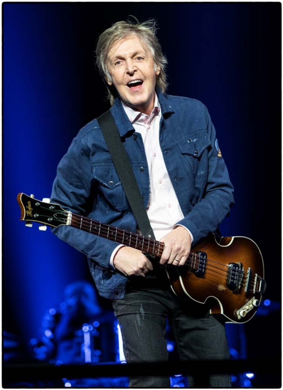 Paul McCartney - Live in Hannover am 4. Juni 2020