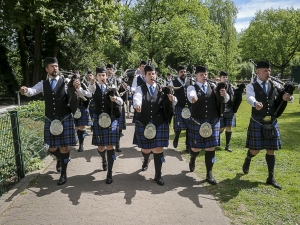 Musik im Stadtpark - The 20th Peine Highland Gathering im Stadtpark