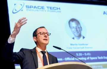 """Space Tech Expo Europe"" startet in der Messe Bremen"