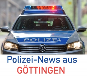 Polizei-Großeinsatz in Göttingen am 1.April 2017