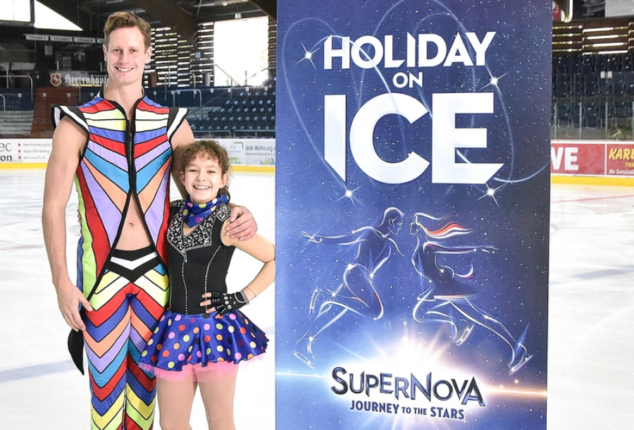 Holiday on ice vom 12.-15. Dezember.2019.