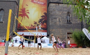 HELIOS Citybeach-Cup in Hildesheim am 06.August
