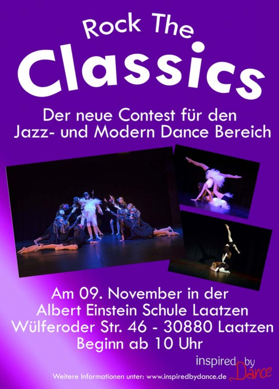 """Rock the classics-Tanzturnier in Laatzen am 9. November 2019 (C) TSV Rethen"