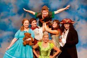"""Peter Pan - das Musical"" - Live in der Congress Union am 2.Dezember 2017"